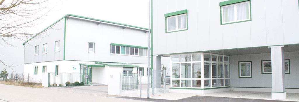 Firmengebäude Combi-Pack GmbH